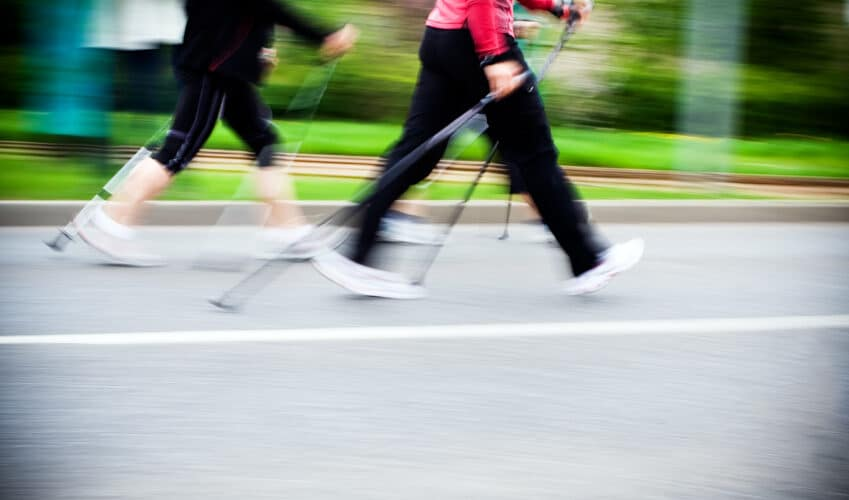 The Benefits Of Nordic Walking Or Pole Walking Valerie Orsoni