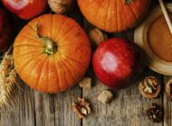 Pumpkin-Lovers' Halloween Menu