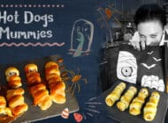 New Recipe Video: Hot Dog Mummies