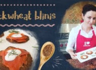 New Recipe Video: Buckwheat Blinis