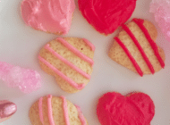 Super-Easy Recipe: Valentine's Day Cookies