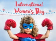 March 8th: International Women's Day