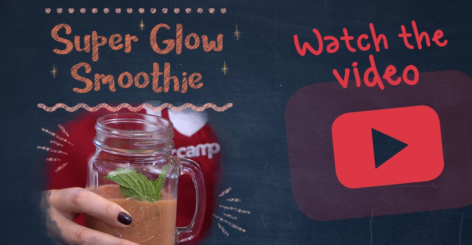 Super Glow Smoothie Video