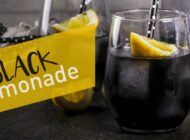 Black Lemonade! This summer magic drink!