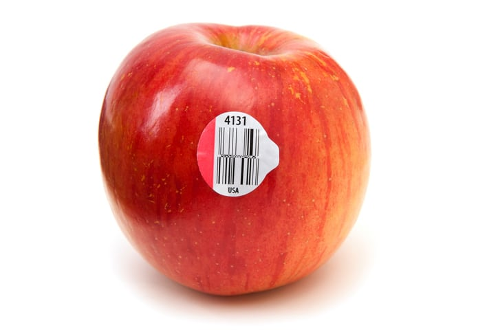 """GS1 DataBars, can store more data than traditional bar codes. The first use of this new technology is on loose produce at supermarkets. GS1 DataBars aid in food safety, product tracing, and product recalls, they can include product and manufacturer identification information. Food recalls are made easier when GS! DataBars are used."""