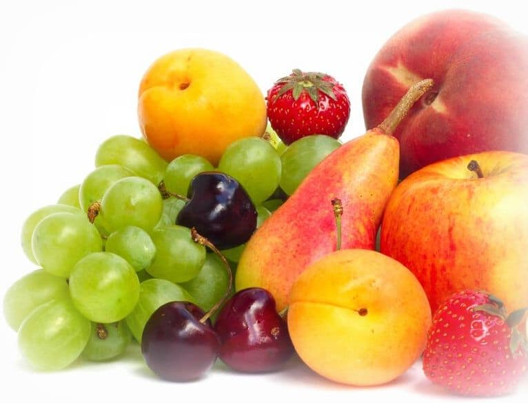 fruit - sugar alternatives