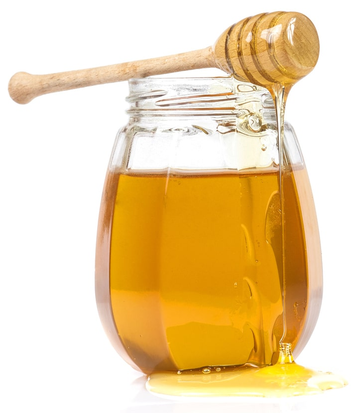 honey - sugar alternatives