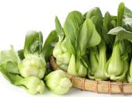 Hooray for bok choy!