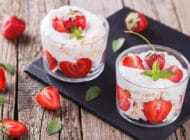 Eton mess: Keto, super easy and fail-proof