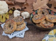 KETO & VEGAN : yummy bagels