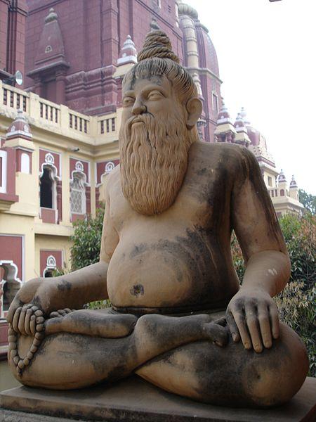 yogi naked nu