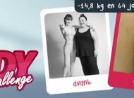 [Challenge Body 50%] Min Jee – 9ème semaine – 90kg !!!