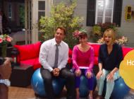Enregistrement de «Home & Family» sur NBC