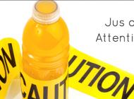 Jus de fruits :  un danger pour la santé ?