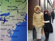 New York : fitness de ville, nutrition des Amish… une semaine bien remplie !