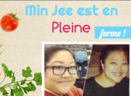 Min Jee est en pleine forme !