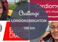 Waouh, sacrée bootcampeuse ! 100 km au profit de la CardioMyopathy Association (CMA)