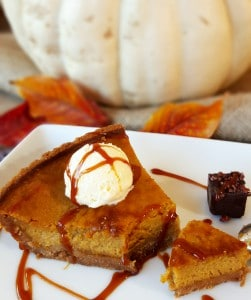 Pumpkin Pie Valerie Orsoni