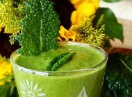 Recette : smoothie énergie cru et vegan au kale