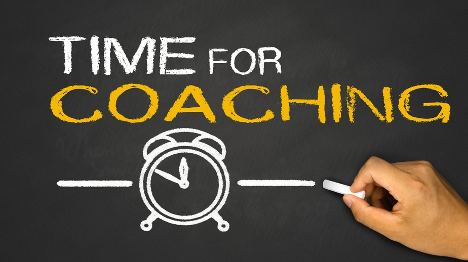 time for coaching on blackboard