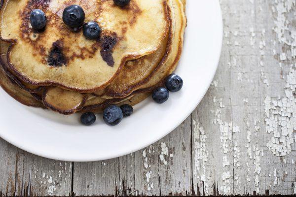 Gluten-Free Pancakes lebootcamp