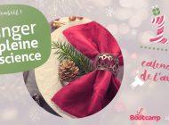Repas de Noël : manger en pleine conscience