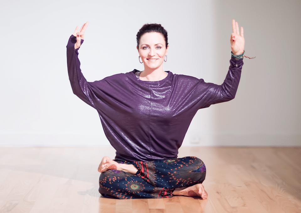 yoga et méditation avec Valérie Orsoni