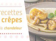 4 recettes de crêpes pour la chandeleur