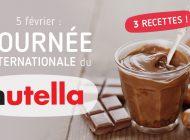 5 Février : Journée internationale du Nutella