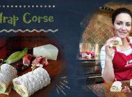 Recette filmée : Wrap Corse