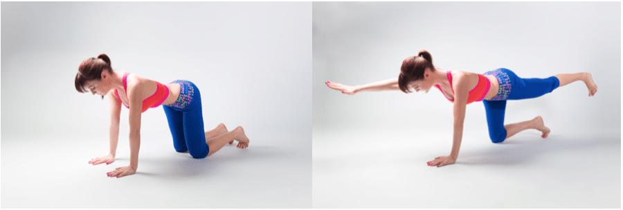 équilibre avec Valérie Orsoni et LeBootCamp