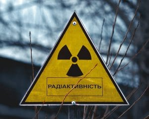 Ionizing radiation hazard