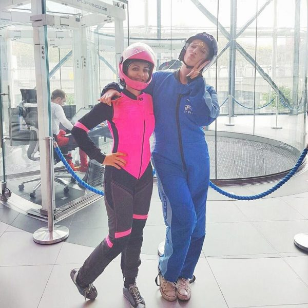 valerie orsoni skydiving suits