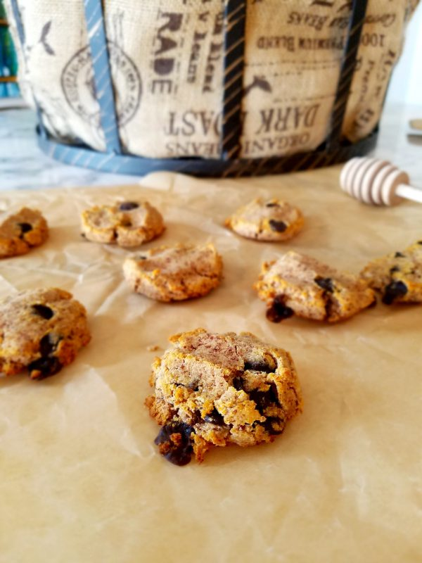 vegan paleo cookies lebootcamp