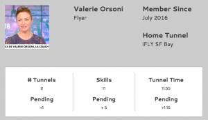 Valerie orsoni IBA progress