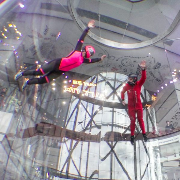 valerie orsoni indoor skydiving