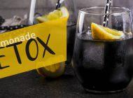 La black lemonade (limonade noire) pour une detox naturelle !