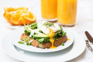 Recettes petit-déjeuner énergie Valérie Orsoni LeBootCamp