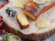 Lemon Christmas Cake & Concours