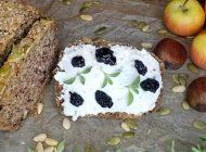 Recette de pain paléo (sans gluten, ni levure)