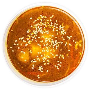Chicken Carrot & Daikon Soup - LeBootCamp