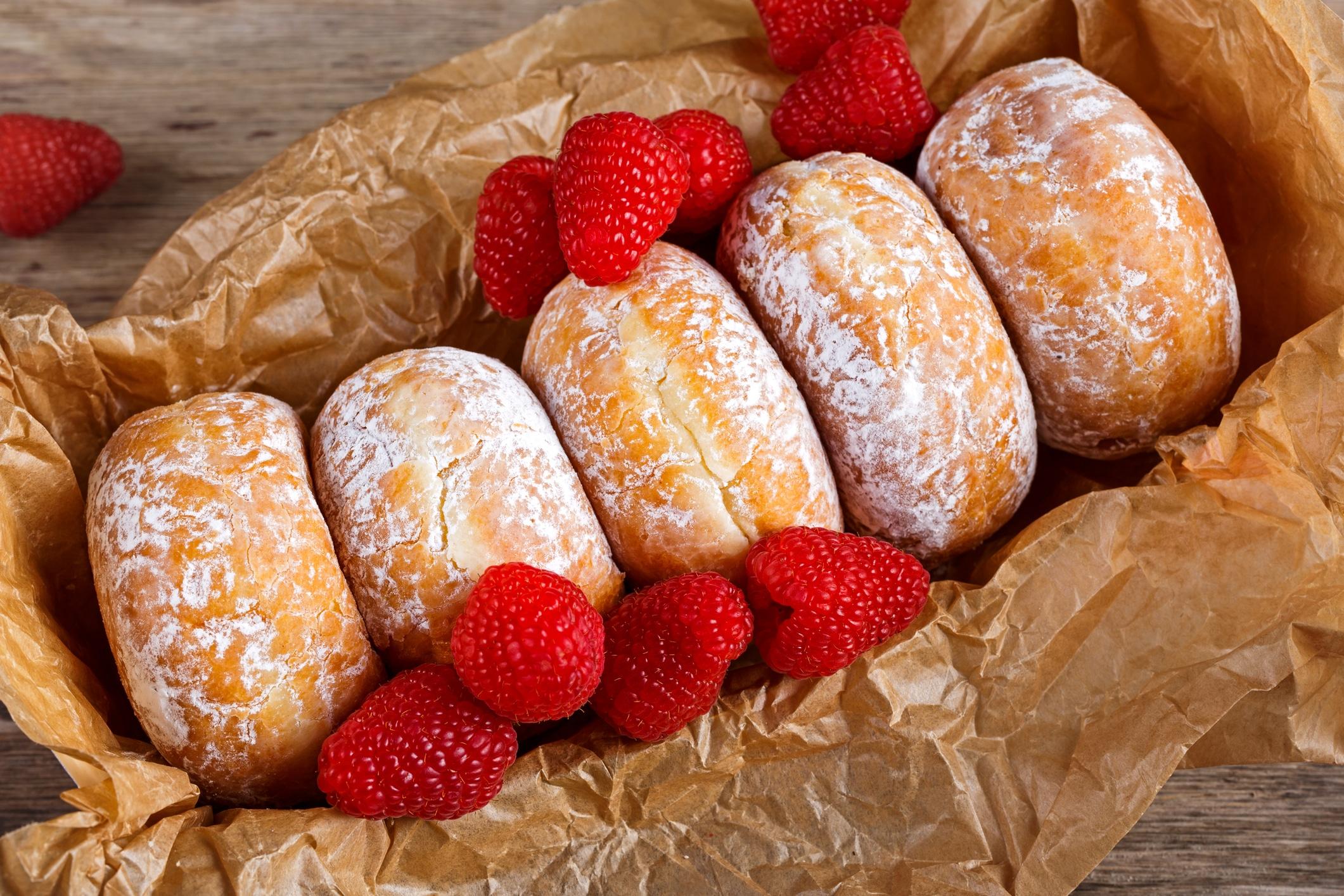 recette de beignets au four Valérie orsoni LeBootCamp