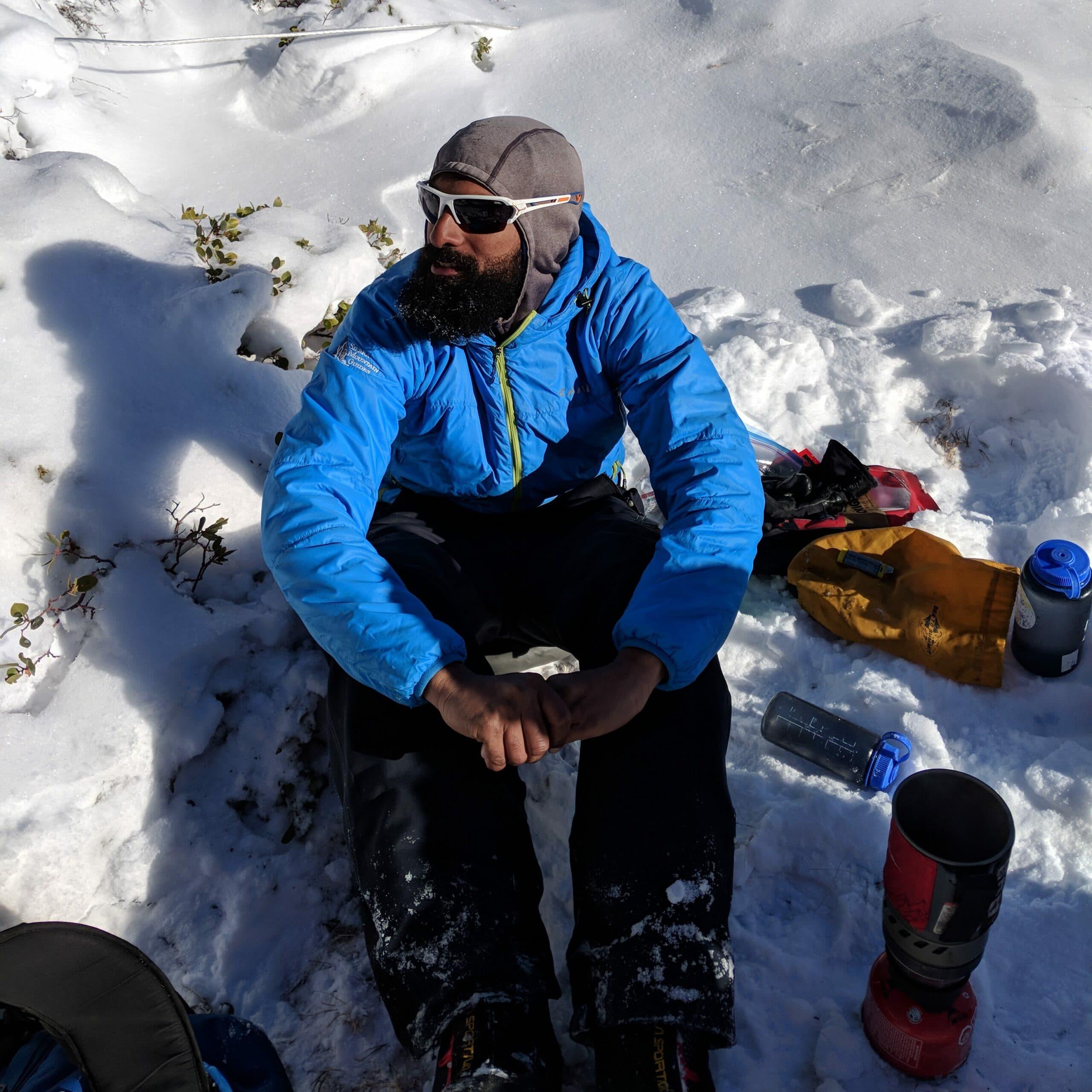 Mon aventure en montagne 4
