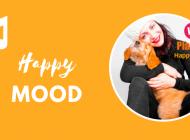 Je partage avec vous ma playlist Happy Mood