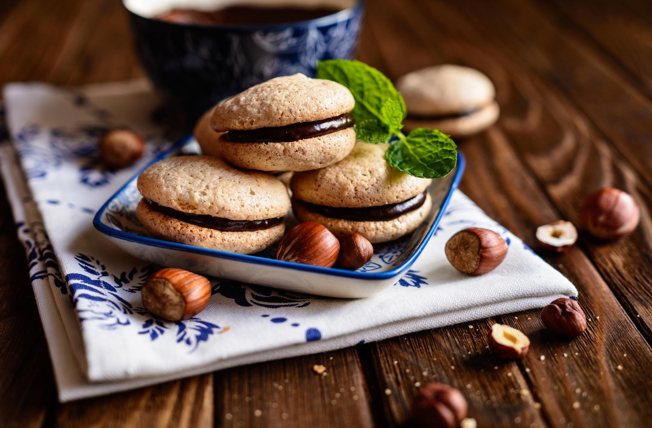 Croquants chocolat noisettes - la recette de Pâques par LeBootCamp