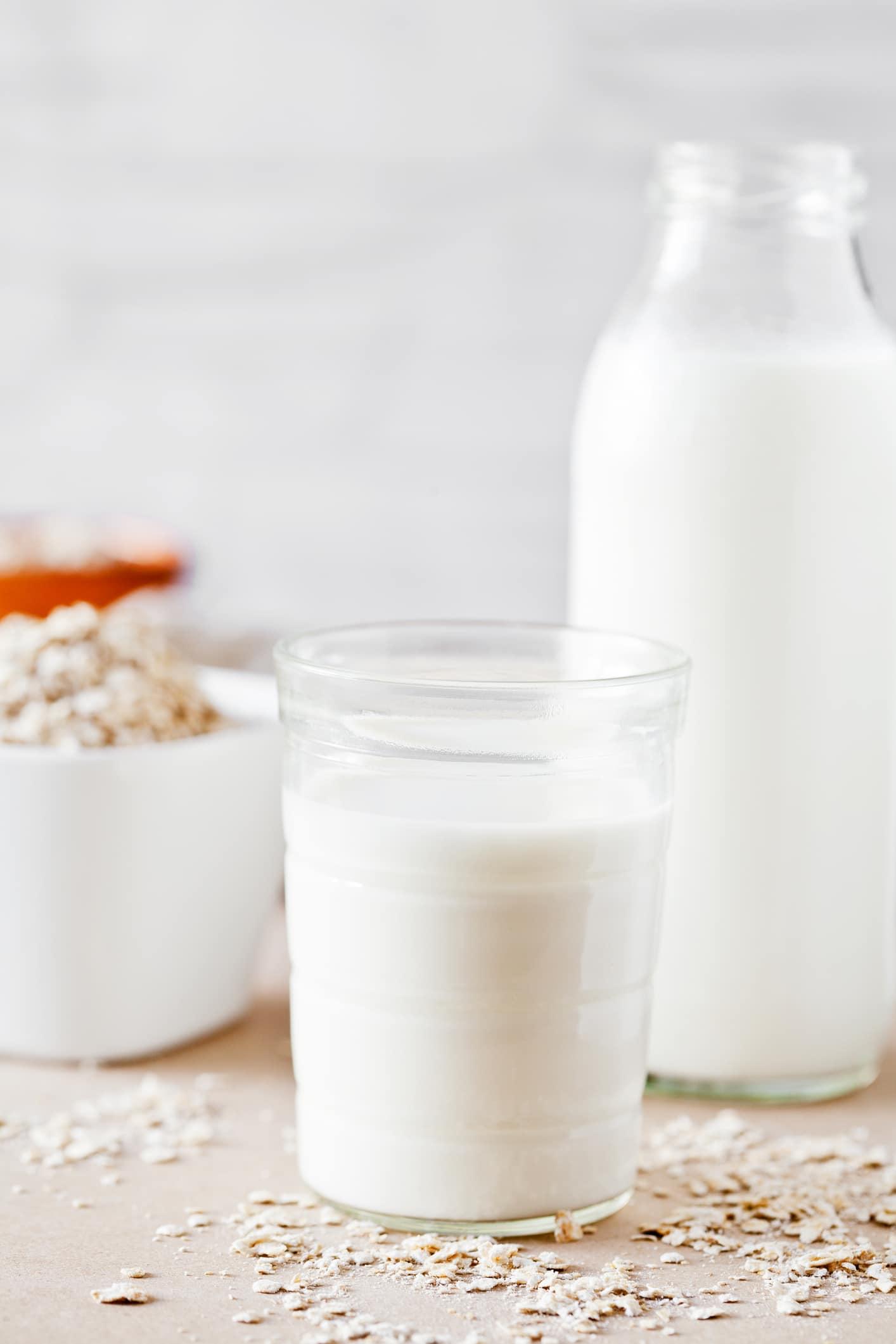 laits végétaux maison recette valérie orsoni lebootcmp