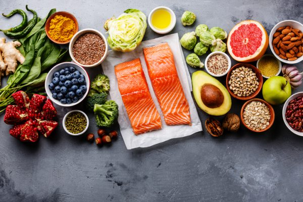 healthy anti-inflammatory diet