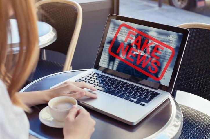 fake news on internet