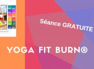 Testez le Yoga Fit Burn® gratuitement !