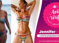Jennifer a perdu 26 kg – Témoignage vérifié